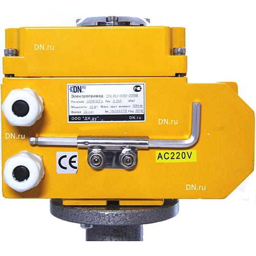 Электропривод DN.RU 220В